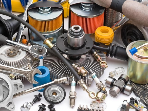 Machinery Spare Parts And Accesories